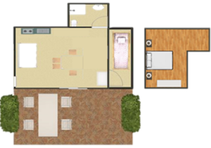 Chambre Ostuni - 9
