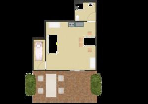 Chambre Ostuni - 10