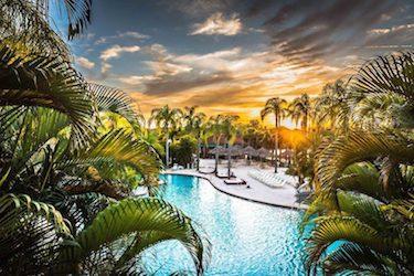 Caliente Resort & Spa Tampa