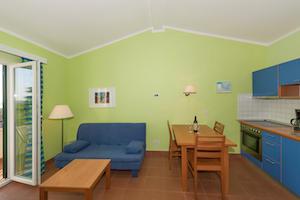 Appartement pour 3 personnes - 5