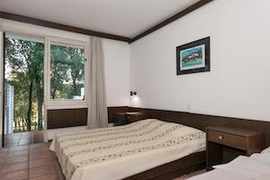 Chambre double + Lit supplémentaire - 1
